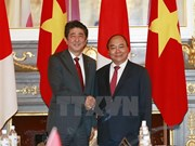 Vietnam y Japón comprometidos con profundización de relaciones bilaterales