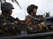 Fuerzas Armadas de Filipinas aplastan plan de terror en Marawi