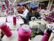 Altas importaciones de tejidos, desafíos para la industria textil de Vietnam