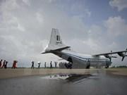 Encuentran restos de avión desaparecido en Myanmar