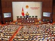 Parlamento de Vietnam analiza resolución sobre deudas malas