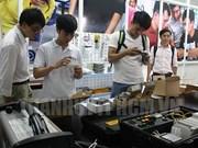 EE.UU. ayuda a Vietnam en creación de espacio para inventores