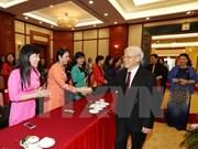 Máximo dirigente partidista reitera postura de favorecer avance de legisladoras