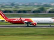 Proponen a Vietjet Air la apertura de nuevos vuelos a Thanh Hoa