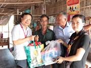 Entregan regalos a pobladores vietnamitas desfavorecidos en zonas remotas