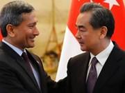 Singapur y China se esfuerzan por impulsar conversaciones sobre RCEP