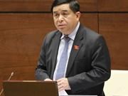 Parlamento vietnamita realiza interpelación sobre inversiones públicas y atracción de IED