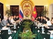 Vietnam y Rusia efectúan diálogo estratégico de diplomacia-defensa