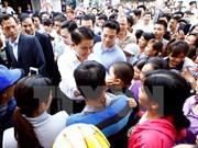 Hanoi inicia procedimiento legal sobre caso de arresto ilegal en Dong Tam