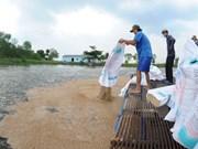 Noruega apoya a Vietnam en formación de personal en la acuicultura