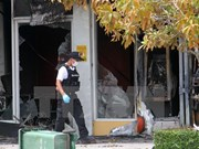 Identifican autor de atentado con bombas en hospital militar en Bangkok