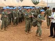 Vietnam envía más oficiales a las misiones de paz de la ONU