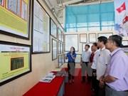 Presentan en provincia vietnamita mapas y documentos sobre la soberanía marítima nacional