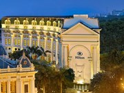 Construirán en Vietnam 11 hoteles de marca Hilton