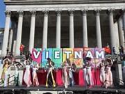 Difunden cultura vietnamita en escena universitaria cubana