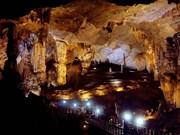 Provincia de Quang Binh presenta a turistas su magnífico sistema de grutas