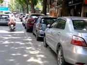 Hanoi estimula inversión en construcción de estacionamientos subterráneos