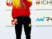 Vietnam gana oro en torneo juvenil de halterofilia en Japón