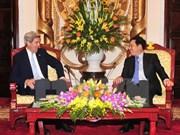 Vicepremier vietnamita expresa respaldo a Unversidad Fullbright