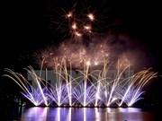 Noche final de Festival de Fuegos Artificiales de Da Nang promete espectáculos impresionantes