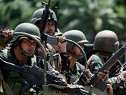 Filipinas, Malasia e Indonesia impulsan esfuerzos conjuntos en lucha antiterrorista