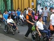 Promueven derechos de personas con discapacidad en Vietnam