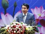 Presidente de gobierno de Hanoi visitará Estados Unidos