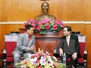 Organizaciones de masas de Vietnam y Camboya fomentan nexos de amistad