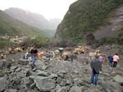 Vietnam envía pésame a China por avalancha en provincia de Sichuan