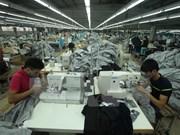 Sector textil de Vietnam se prepara para la cuarta revolución industrial