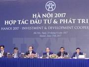 Hanoi se esfuerza para atraer a cada vez más inversionistas