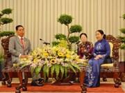 Fortalecen cooperación entre de Ciudad Ho Chi Minh y Camboya