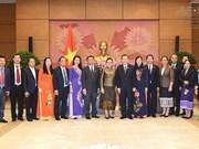Vietnam y Laos intensifican nexos jurídicos