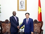 Vietnam consulta a Banco Mundial sobre políticas de desarrollo económico