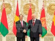 Vietnam y Belarús decididos a desarrollar nexos multifacéticos