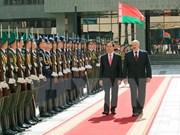 Vietnam y Belarús elevarán intercambio comercial a 500 millones de dólares