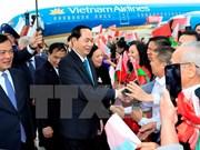 Vietnamitas residentes en exterior, importante fuerza para desarrollo nacional, confirma presidente Dai Quang