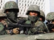 Gobierno de Filipinas rechaza negociaciones con terroristas