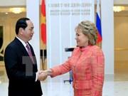 Cooperación multifacética con Rusia: especial prioridad de Vietnam