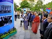 Conmemoran en Ciudad Ho Chi Minh aniversario 50 de nexos diplomáticos Vietnam-Camboya