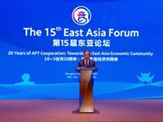 Vietnam copreside XV Foro de Asia Oriental en China