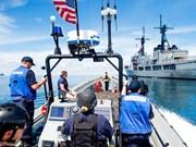 Armadas de Estados Unidos y Filipinas realizan patrullaje conjunto