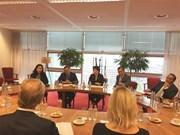 Embajadora vietnamita aspira a más inversiones holandesas en su país