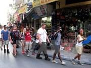 Aumenta llegada de turistas extranjeros a Vietnam en primer semestre de 2017