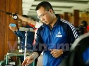 Tirador vietnamita lidera ranking mundial en pistola de aire de 10 metros
