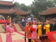 Vietnam impulsará desarrollo cultural tradicional