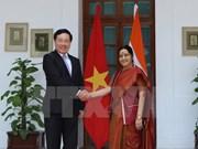 Vietnam y la India buscan profundizar vínculos multifacéticos