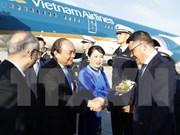 Premier vietnamita inicia visita a Alemania, país anfitrión de la Cumbre del G20