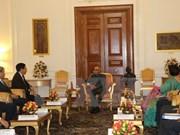 Vietnam ratifica voluntad de impulsar cooperación con India