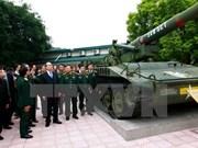 Museo de Historia Militar, una muestra de la milenaria defensa patriótica de Vietnam